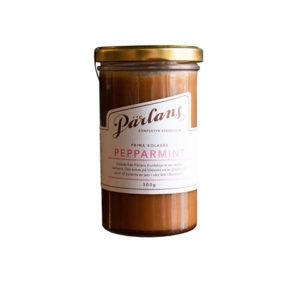 Karamellsauce mit Pfefferminz