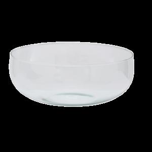Salatschüssel, recyceltes Glas